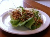 Raw Asian Lettuce Wraps