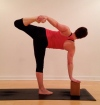 #PowerPose Week 12 – Ardha Chandrasana Chopasana
