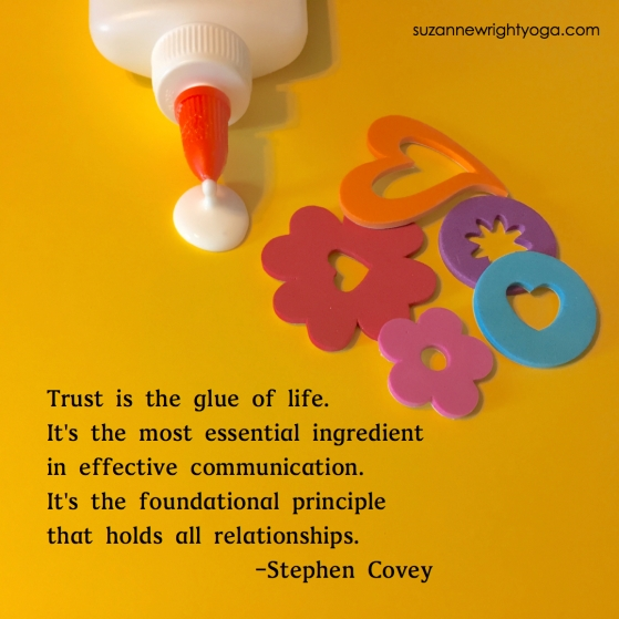 trust covey