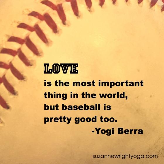 Love Yogi Berra