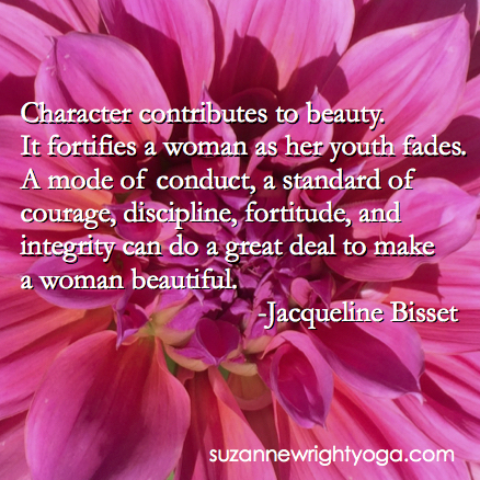 Character Integrity Bisset