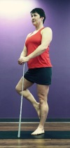FORE! Poses for Golfers – Strong Stance andBalance