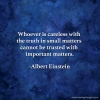 Earn Trust