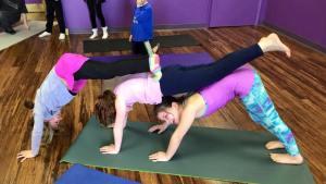 Kids Yoga Triple Dog Mary