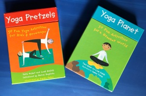 kids yoga cards