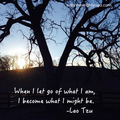 Let Go Lao Tzu 2-28-18
