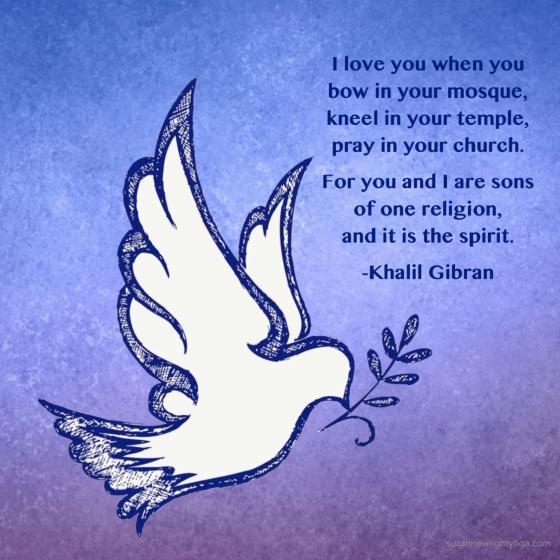 Spirit Gibran 10-31-18