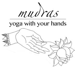 Mudras Title Rectangle