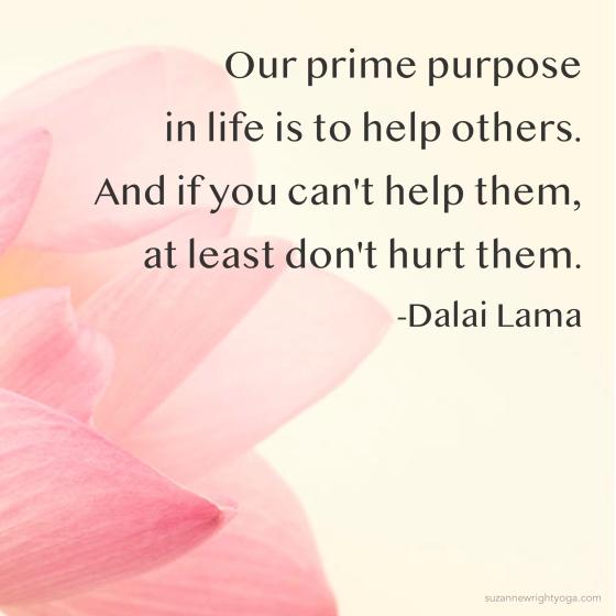 Prime Purpose Dalai Lama 6-3-20