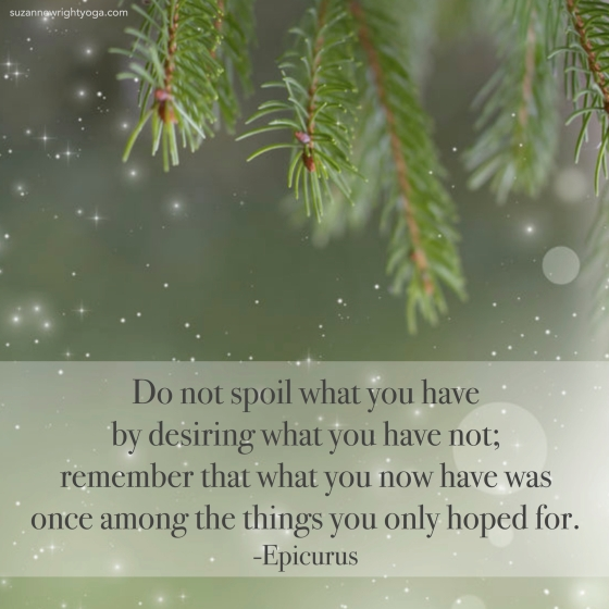 Do Not Spoil Epicurus 12-2-20